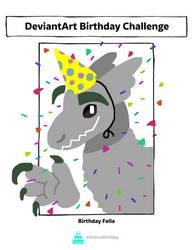 Happy 21st, Fella!