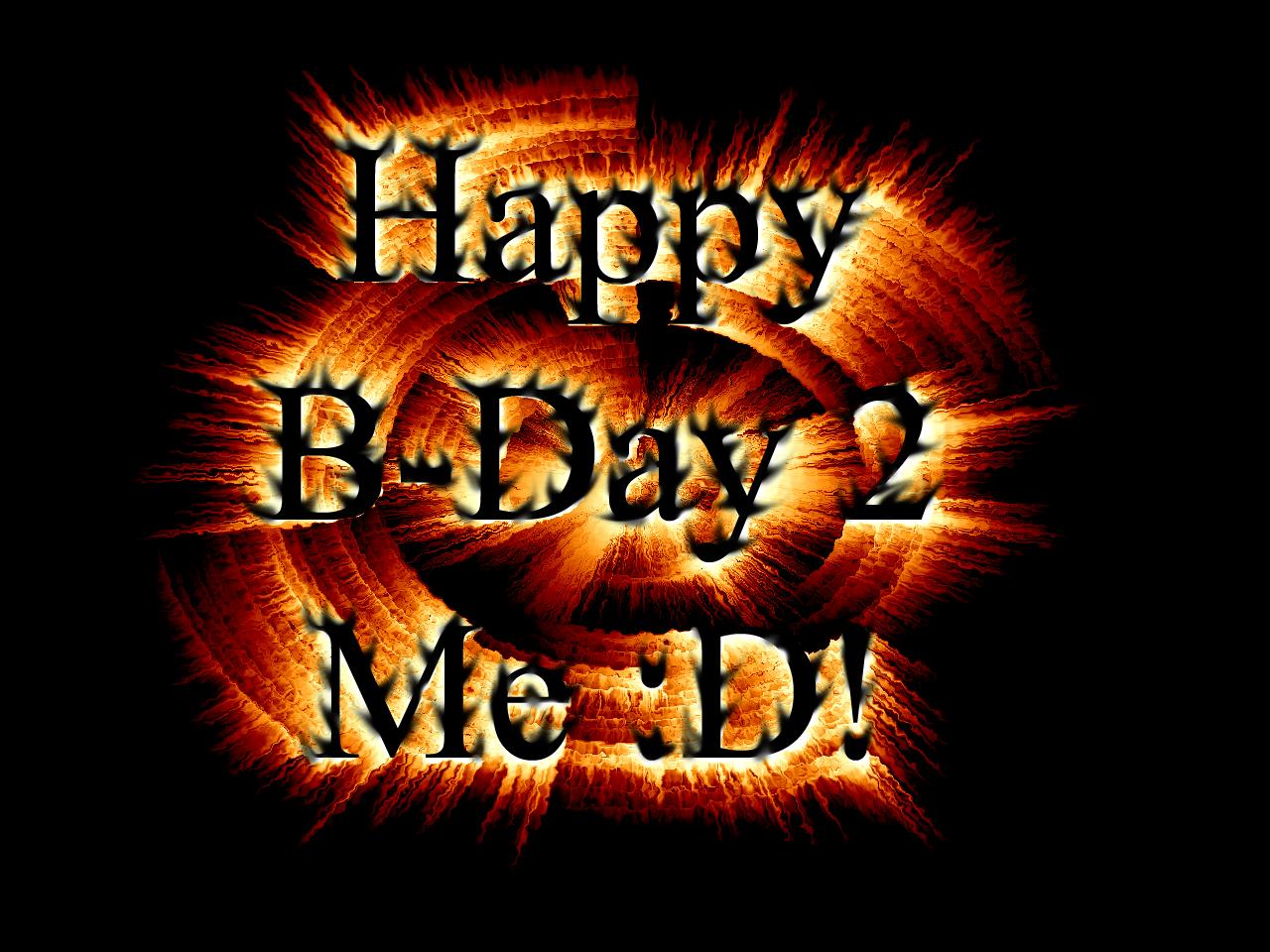 happy birthday to mekeikonium on deviantart