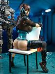 Cyber Police 2 by efastcruex