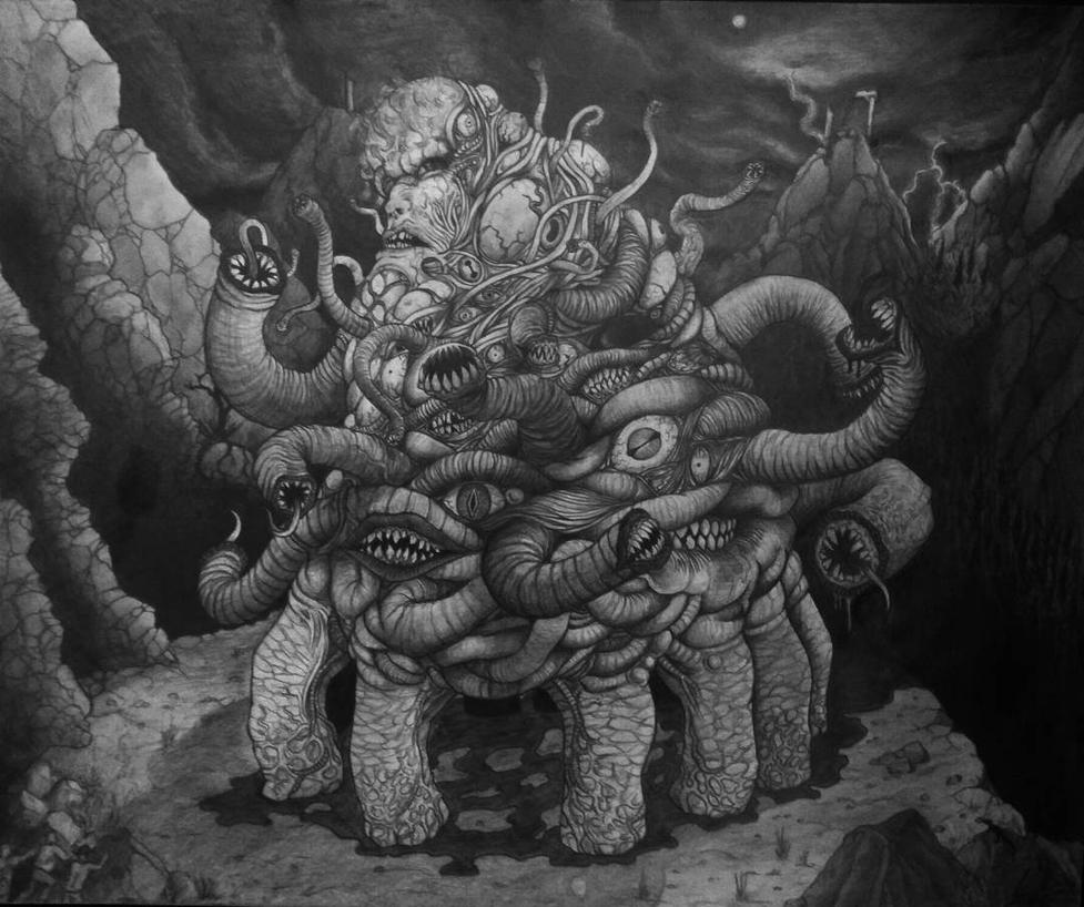 H.P. Lovecrafts The Dunwich Horror 4 of 4 - Gallery