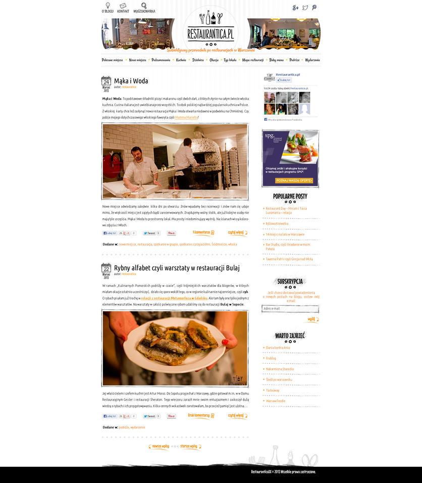 Restaurantica by coy2k