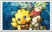 Chocobo's Dungeon Stamp by Pikaripeaches