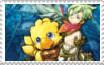 Chocobo's Dungeon Stamp by Pikaripeaches