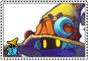Black Mage stamp by Pikaripeaches