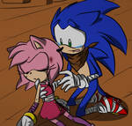Gift: Amy! Please wake up!