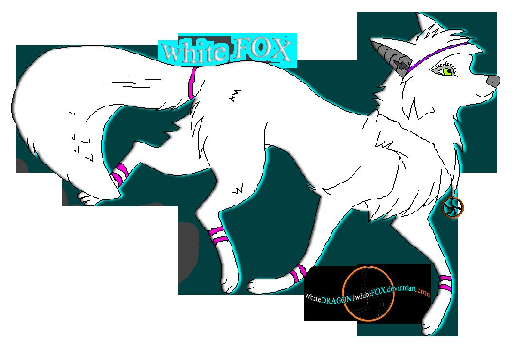 0,white FOX by whiteDRAGON1whiteFOX