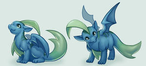 Little Dragon Adopt [OPEN] - 5 USD by ZECNFKsoF
