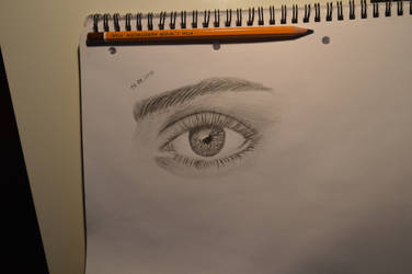 Eye by KelHur