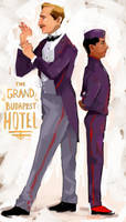 The Grand Budapest Hotel (The Grand Buds)