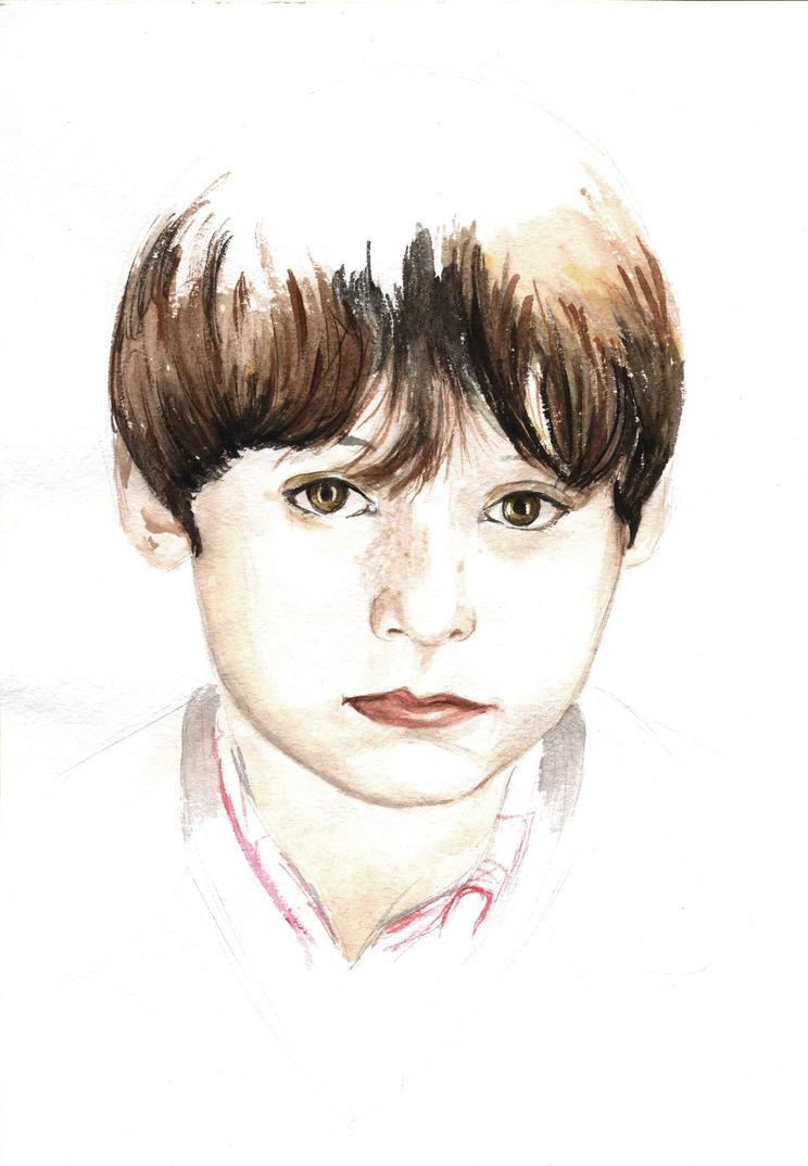The boy who believe by AnnAshley