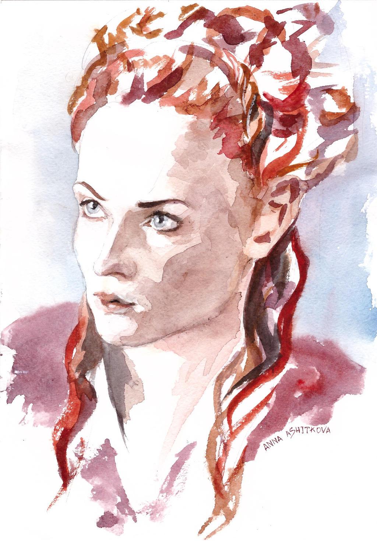 Sansa by AnnAshley