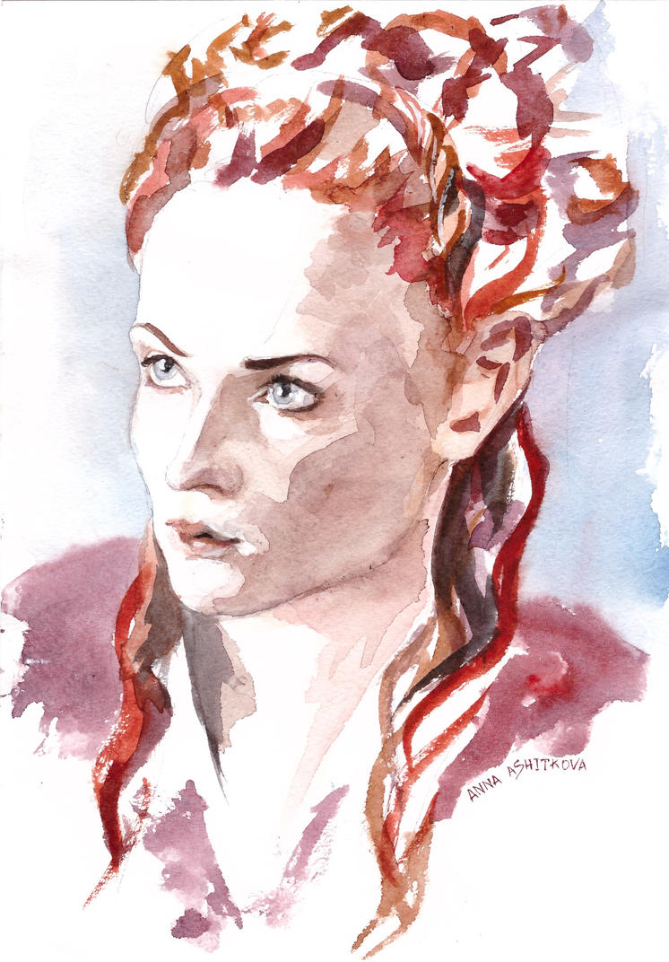 Sansa by AnnAshley