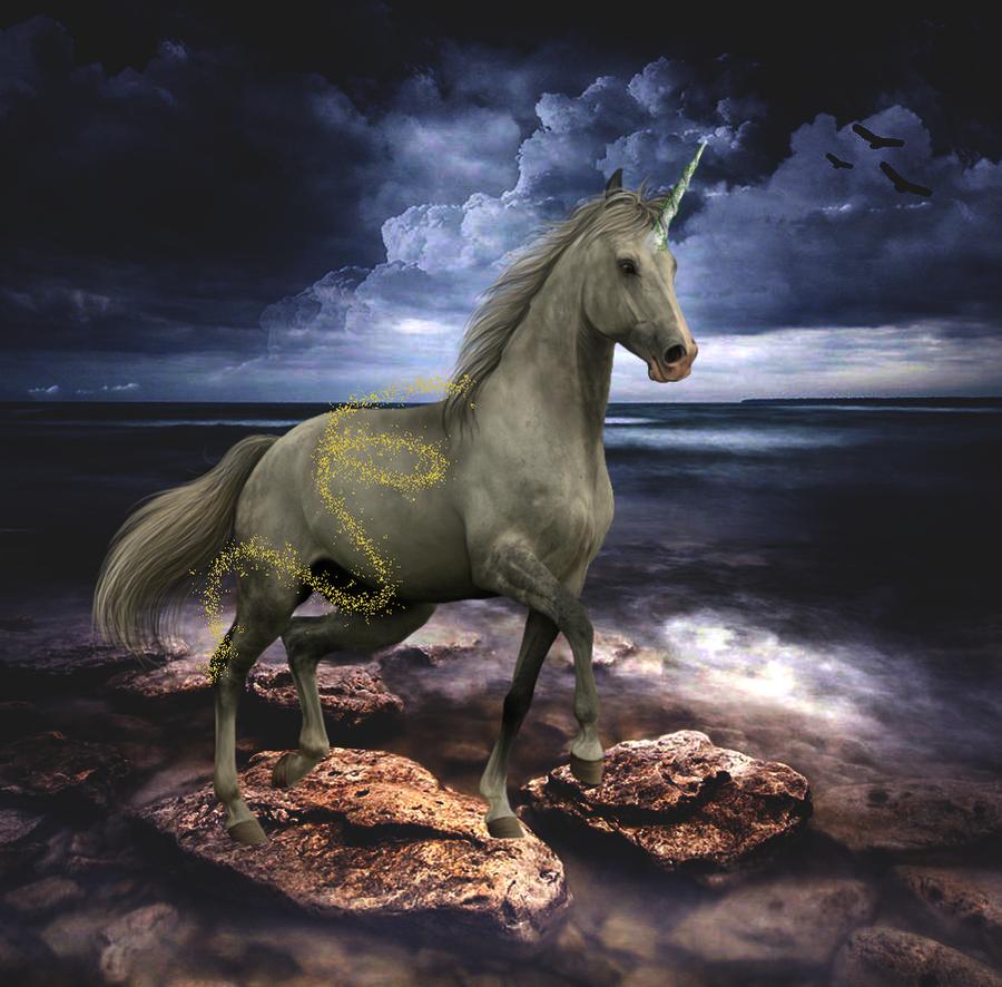 Fantasy horse by blackyblackattack on deviantart fantasy horse by blackyblackattack voltagebd Images