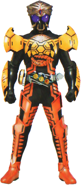 Kamen Rider OOO will protect all in DEATH BATTLE! by
