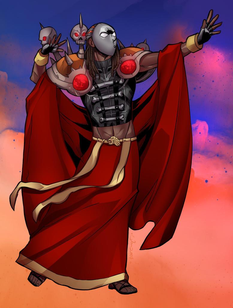 The Voodoo King by Rocawayman