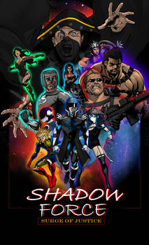 Shadow Force: Surge of Justice