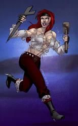 Cassidy Kidd: Vampire Hunter by Mmbseven