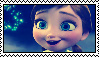 Frozen- Little Anna stamp by Rijogepa
