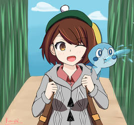 [Quick Sketch] A Journey with Sobble!