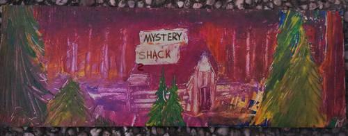 Mystery Shack (Traditional art)