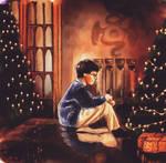 Harry Potter- Christmas Drawing Fun