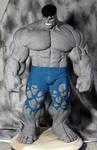 Dale Keown Hulk Statue