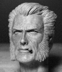 Clint Eastwood Wolverine by sup3rs3d3d