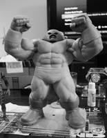Capcom Juggernaut by sup3rs3d3d