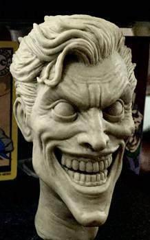 Joker sculpt