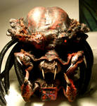 My Predator mask by Anarchpeace