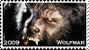 Wolfman2009 stamp