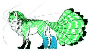 Jaden tiger