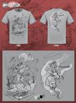 Fantasy leaps shirt entry