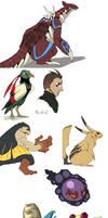 -Brief- Pokemon Dump 9