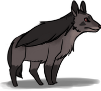 Mightyena animated by umbbe