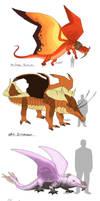 Various Dragons