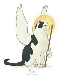 Goodbye Big Kitty by umbbe