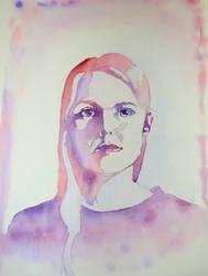 Self Portrait by Skulligan