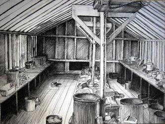 Greenhouse by Skulligan