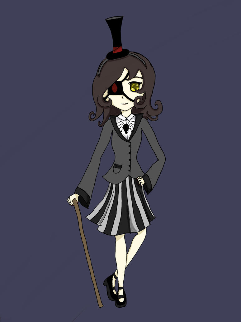 The Nightmare Before Christmas-Mayor Persona by DisruptiveDiva on ...