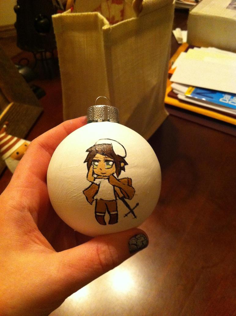 GreeceHetalia Christmas ornament by DisruptiveDiva on DeviantArt