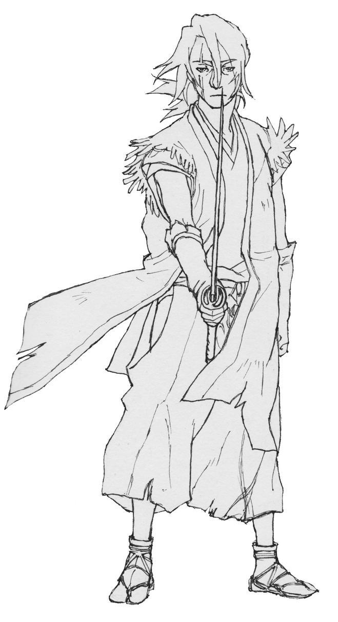 Duelo de espadachines AL MÁXIMO. Nanashi_from_sword_of_the_stranger_by_illuusion-d4te5ax