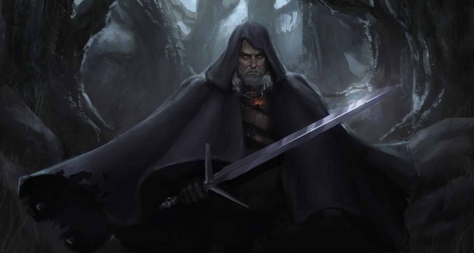 The Witcher 3: Wild Hunt Fan Art by korale