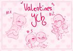 ~open~ Valentines Ych - set price