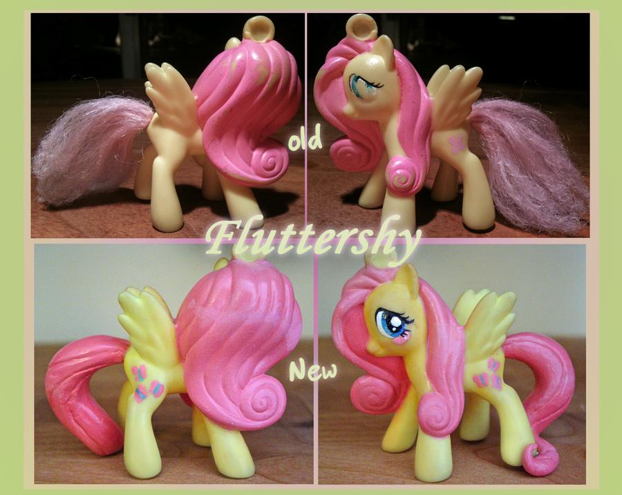 McDonalds Fluttershy Mod c: by Feline-Basilisk