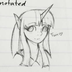 doodley twi  by DoeKitty
