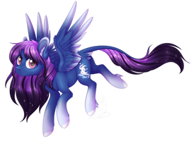 Aurora | Commission by DoeKitty