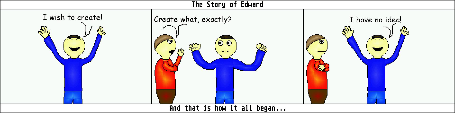 The Story of Edward