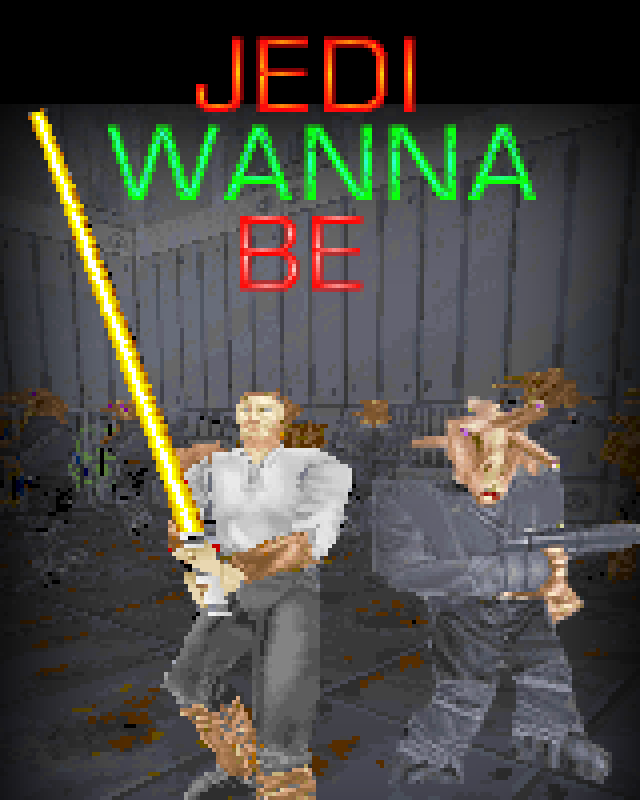 JediWannaBe Web Comic