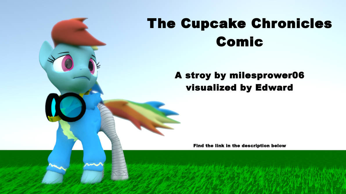 The Cupcake Chronicles Comic Chapter 1.1 by Edward256